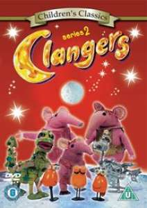 Clangers - Series 2 DVD