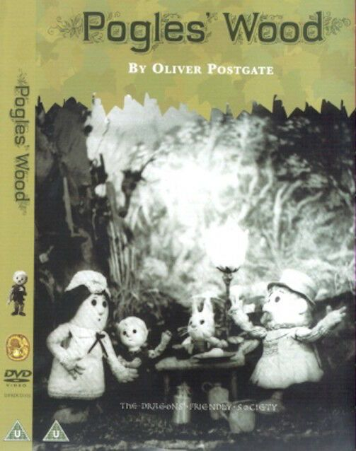 Pogles Wood DVD - Oliver Postgate/Peter Firmin TV CULT